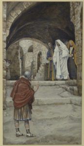 brooklyn_museum_-_lord_i_am_not_worthy_domine_non_sum_dignus_-_james_tissot_-_overall